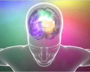 visual image portraying mind body connection with breathing